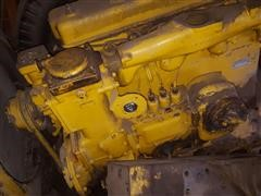 Caterpillar D4 Engine For Parts