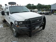 2004 Ford F-350 Super Duty Cab And Chassis