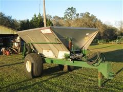 2012 Chandler Wet Lime And Fertilizer Spreader