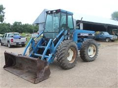Ford Versatile 9030 4WD Bi-Directional Tractor