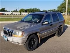 1999 Jeep Grand Cherokee 4 Door 4x4 SUV