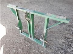 Custom Made Products Co 3-Pt Header Carrier