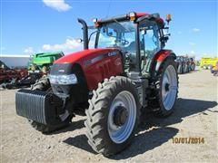 2013 Case IH Maxxum 140 Tractor