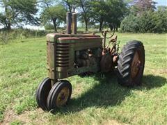1944 John Deere Model A 2WD Tractor