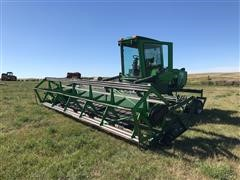 1987 Cereal 722 T.U. Triple Delivery Swather
