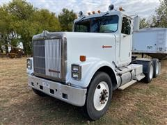 1988 International 9300 T/A Day Cab Truck Tractor