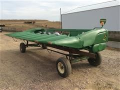2008 John Deere 608C Corn Head & Transport