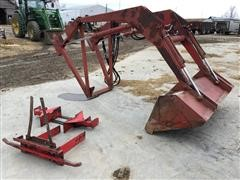Westendorf WL 21 Quick Tach Loader & Bucket