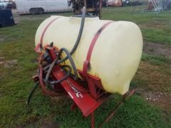 Demco 3 Point Sprayer Tank With Roller Pump