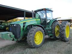 2008 John Deere 8430 MFWD Tractor