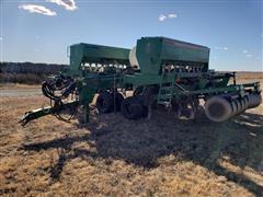 Great Plains Multi Flex 30 3-Section Hoe Drill