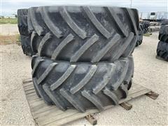 Continental 80/70R38 Tires & Rims