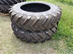 Agribib 380/85 R34 Tractor Front Duals