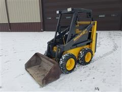 New Holland LS125 Skid Steer