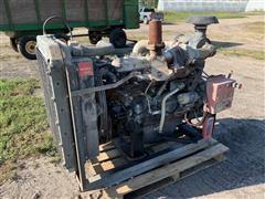 Isuzu 6 Cylinder Diesel Power Unit