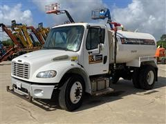 2014 Freightliner Business Class M2-106 S/A Water Truck