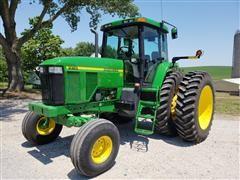 2000 John Deere 7810 2WD Tractor