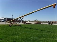"""Westfield 8""""X61' Auger W/ Swing-Away Hopper"""