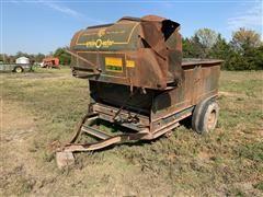 grain-O-vator 55 Feed Wagon