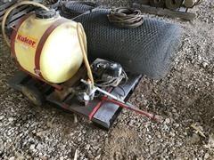 Briggs & Stratton 2 HP Spray Pump And Sprayer