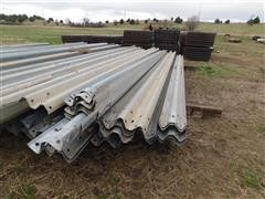 Feedlot Guard Rail Fencing