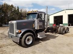 1996 Peterbilt 378 T/A Cab & Chassis Truck