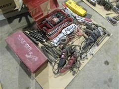 Dewalt Angle Grinder & Shop Tools