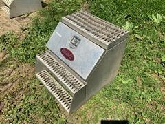 Peterbilt Side Mount Step Box