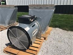 Brock Axial Aeration Fan