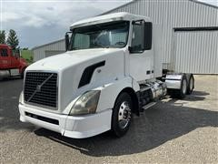 2011 Volvo Vn Vnl T/A Truck Tractor