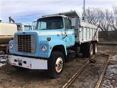 1986 Ford 8000 T/A Dump Truck