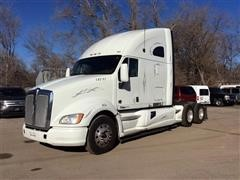 2011 Kenworth T700 T/A Truck Tractor