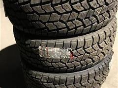 Mastercraft Courser AXT LT275/65R18/E Tires