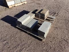 Various Cement Blocks