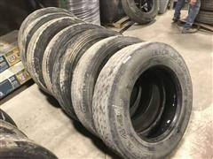 275/80R24.5 Recapped Tires