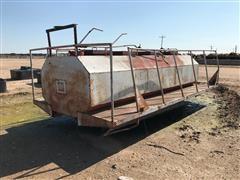 Truck-Mount Metal Tank