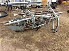 Massey Ferguson DE020 Roller Rake