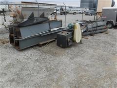 Rapat C7018 Under Bin Conveyor