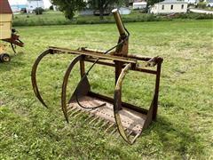 Farmhand Grapple Fork Loader Attachment