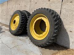 Goodyear Dyna Torque 420/80R46 Bar Tires/Rims