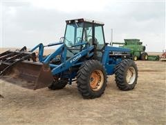 1991 Ford 9030 4WD Tractor