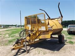 Haybuster 256 Plus Ll Round Bale Hay Proccessor