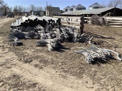 Aluminum Flood Irrigation Siphon Tubes
