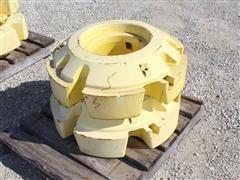 1400# John Deere 50 Series Rear Wheel Weights