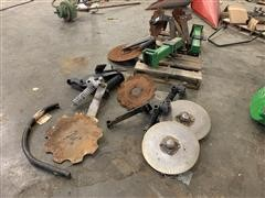 Anhydrous Applicator Parts