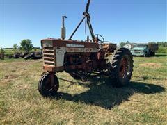 McCormick Farmall 460 2WD Tractor W/Kosch Mower