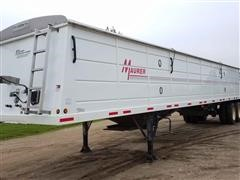 2011 Maurer 42' T/A Grain Trailer