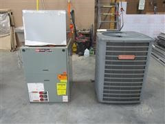 Goodman GSC130601CB Central Heat And Air Unit
