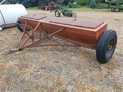 Ezee Flow 120A 12' Wide Fertilizer Spreader