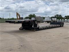 2016 BWS EZ-2-Load T/A 35-Ton RGN (Air Detachable) Drop Deck Trailer